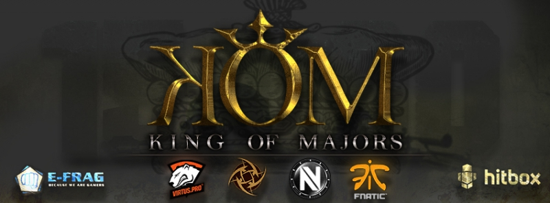 Турнир King of Majors