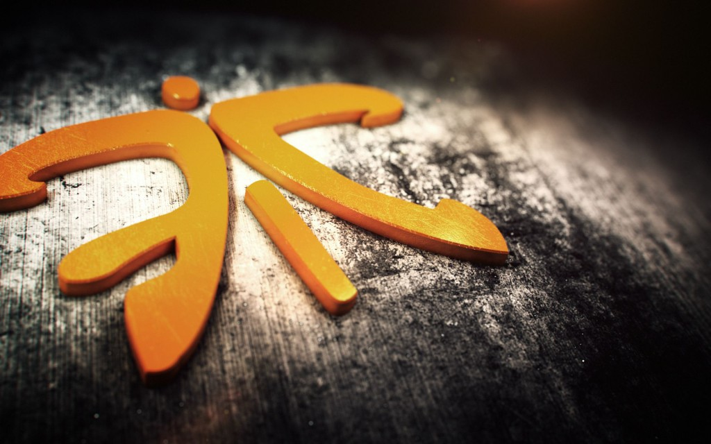 Logo team Fnatic