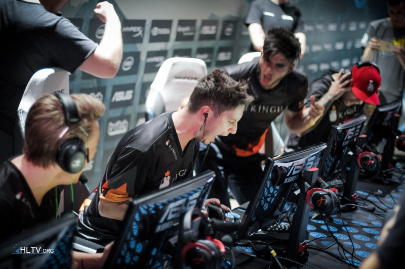 Kinguin ESL One Кельн 2015