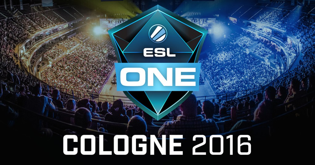 ESL One Cologne 2016: Репортаж