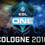 Трансляция ESL One Cologne 2016