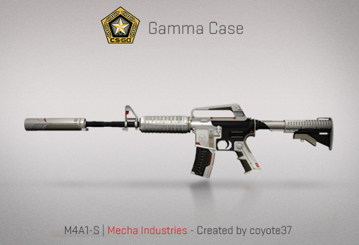 M4A1-S Mecha Industries